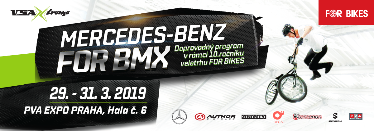 VSA Extreme program na FOR BIKES 2019