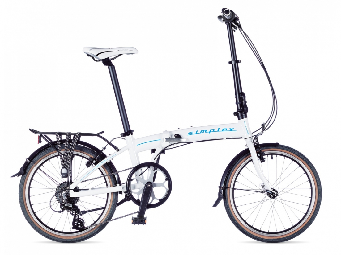 AUTHOR Bicycle Simplex 2015